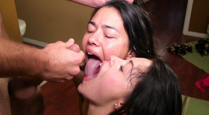Dana Vespoli in  Evilangel CUMSHOTS-Dana Vespoli's Real Sex Diary #02 April 13, 2015  Natural Tits, Threesome