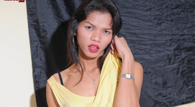 Ice in  Ladyboyladyboy Slim Thai Cutie Ice Strokes! May 29, 2009  Transsexual
