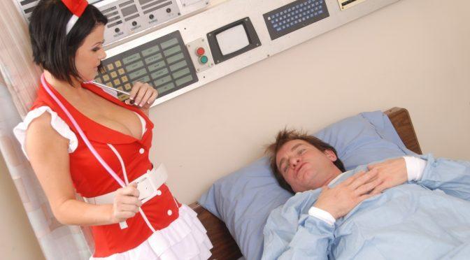 Loni Evans in  Realityjunkies Big Breast Nurses #05, Scene #03 December 13, 2011  Brunette, Big Tits