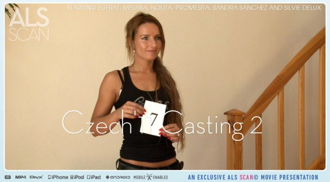 Eufrat in  Alsscan Czech'11 Casting 2 December 01, 2011  Bts