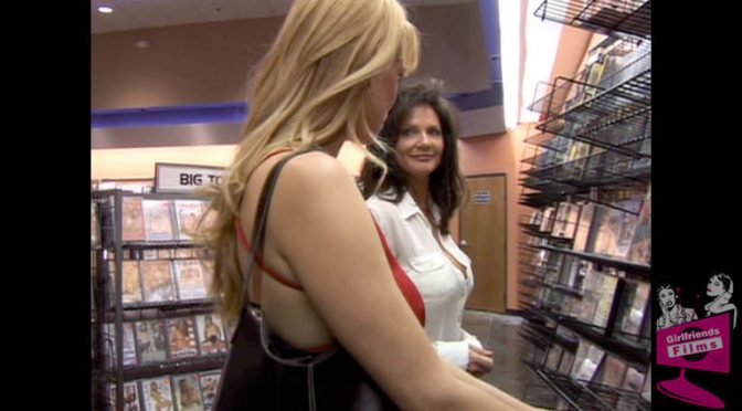 Deauxma in  Girlfriendsfilms Texas Video Store Seductions #01, Scene #03 October 18, 2011  Squirting, Anal