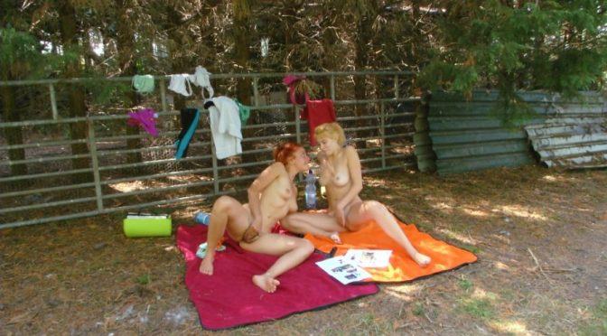 Flora in  Abbywinters Video Masturbation Naked yoga outdoors Ashley L & Flora March 08, 2016  Video By Masie, Masturbation
