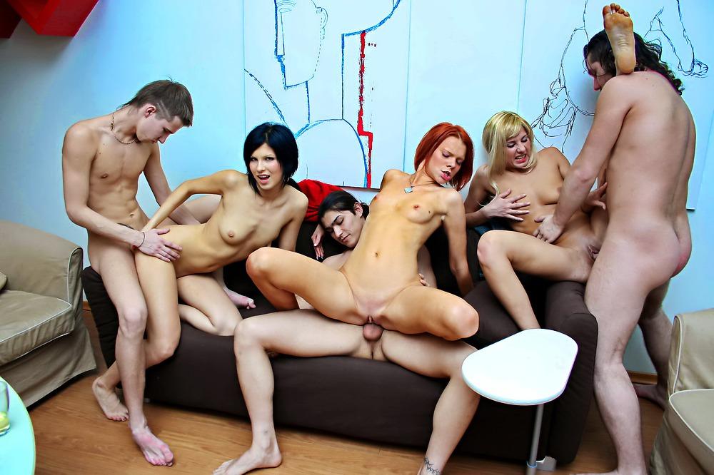 Русское Порно Общага Новое